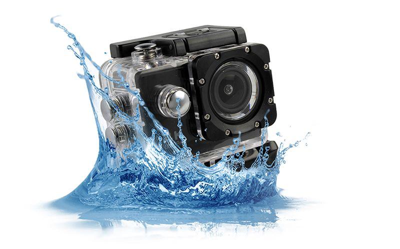 Kamera sportowa 4K Ultra HD wi-fi wodoszczelna do 30 metrów T273 zdjęcie 6