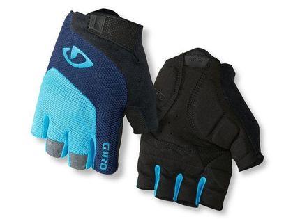 Rękawiczki męskie GIRO BRAVO GEL krótki palec blue roz. XXL (obwód dłoni od 267 mm / dł. dłoni od 211 mm) (NEW)
