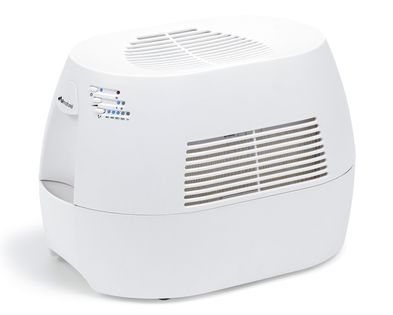 ORION - ewaporacyjny, cichy nawilżacz powietrza z aromaterapią