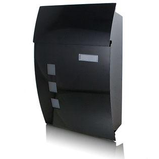 Skrzynka pocztowa MODERN DESING (czarny) 14409