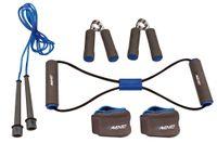 Zestaw do ćwiczeń fitness Avento 6w1