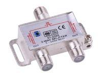 Rozgałężnik antenowy F:SAT 2way power pass / ZLA0635