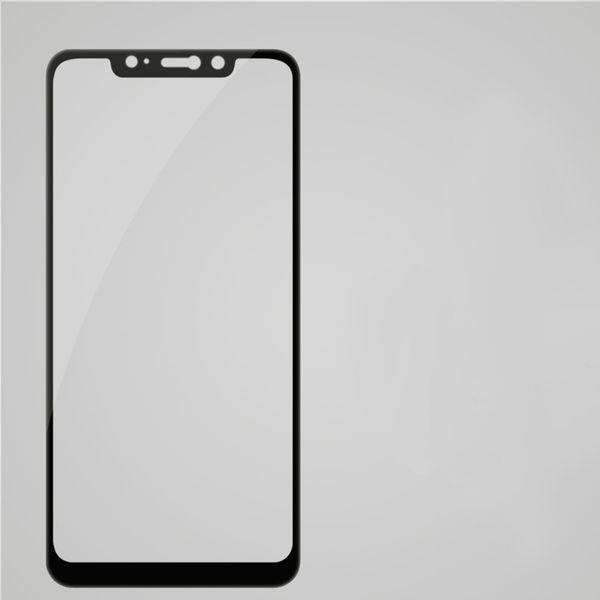 Szkło hartowane NILLKIN Amazing CP+ Redmi Note 6 Pro - Black zdjęcie 2