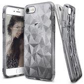 Ringke Air Prism Glitter błyszczące żelowe etui pokrowiec 3D iPhone 8 / 7 szary (APAP0010-RPKG) zdjęcie 1