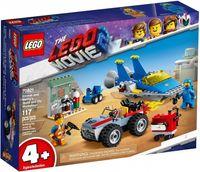 LEGO Movie 70821 Warsztat Emmeta i Benka