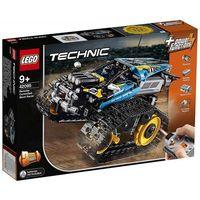 LEGO Technic - Sterowana wyścigówka kaskaderska 42095