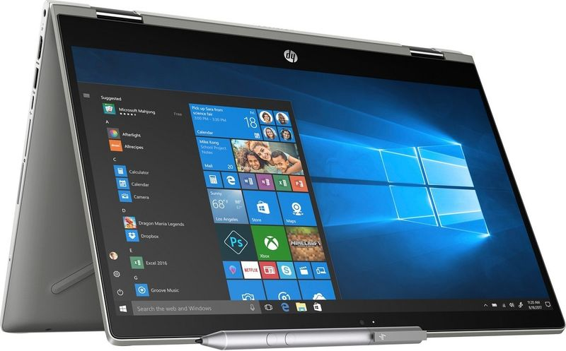 HP Pavilion 14 x360 i7-8550U 1TB +Optane MX130 Pen zdjęcie 1