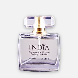 Perfum damski INDIA z nutą konopi 45ml