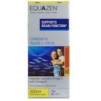 Eye Q Equazen Płyn cytrynowy 200 ml