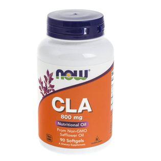 Now Foods CLA 800 mg - 90 kapsułek