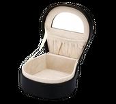 Mały kuferek na bizuterię szkatułka etui