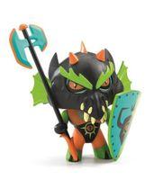 DJECO Figurka wojownika Drack knight Arty Toys