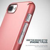 Etui Ringke Slim iPhone 8 Plus / 7 Plus SF czarne zdjęcie 2