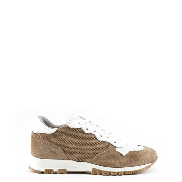 Made in Italia męskie buty sportowe brązowy 45 zdjęcie 1
