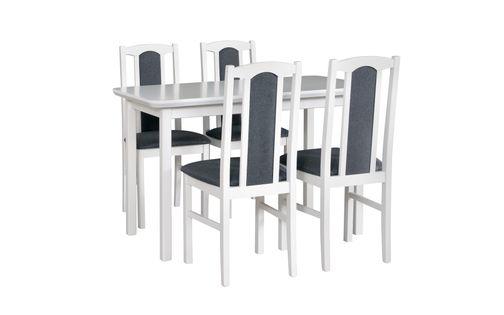 ZESTAW Esencja 46! Mały zestaw kuchenny z 4 krzesłami!