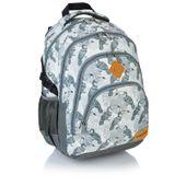 Plecak szkolny młodzieżowy Astra Head HD-48, w tukany