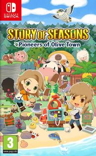 Story of Seasons Pioneers of Olive Town - Switch