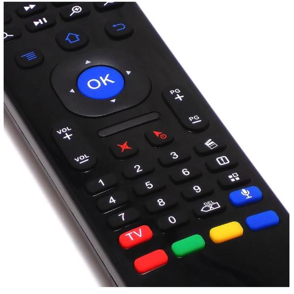Pilot MX3 PRO Smart TV Air Mouse BOX TV Z MIKROFON zdjęcie 2