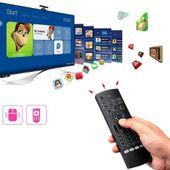 Pilot mx3 mysz powietrzna z podświetleniem do smart tv z mikrofonem 4w1 zdjęcie 5