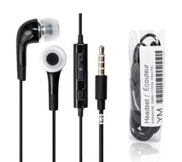 Słuchawki Samsung Ehs64 Czarne S3 S4 S5 S6 S7 S8