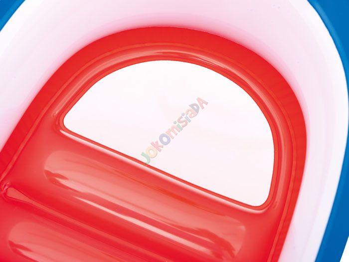BESTWAY Kolorowy PONTON z Daszkiem UVA AUTKO zdjęcie 10