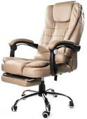 Fotel biurowy Elgo P beżowy