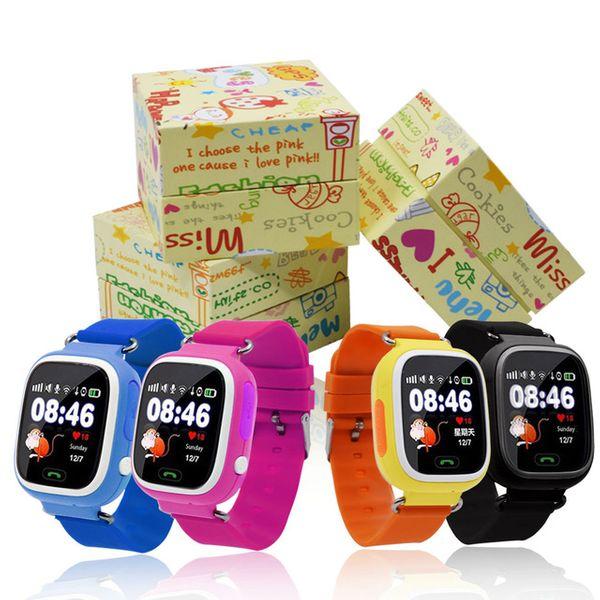 daf8350d34a7 SMARTWATCH ZEGAREK dla DZIECI z GPS + WIFI Q90 MENU PL WYSYŁKA 24H zdjęcie 1