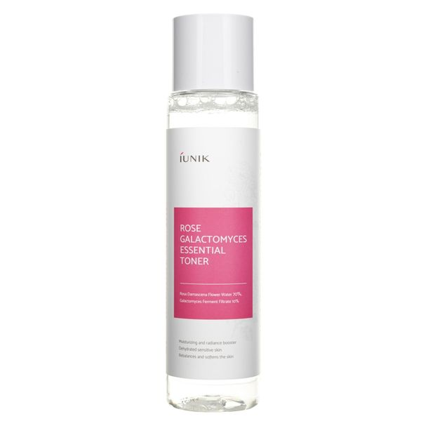 iUNIK Rose Galactomyces Essential Toner - 200 ml zdjęcie 1