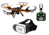 DRON OVERMAX X-Bee DRONE 3.1 PLUS WiFi GOGLE + KAMERA