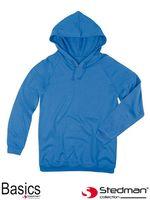 Bluza z kapturem dla mężczyzn i kobiet SST4200 BRR - 3XL