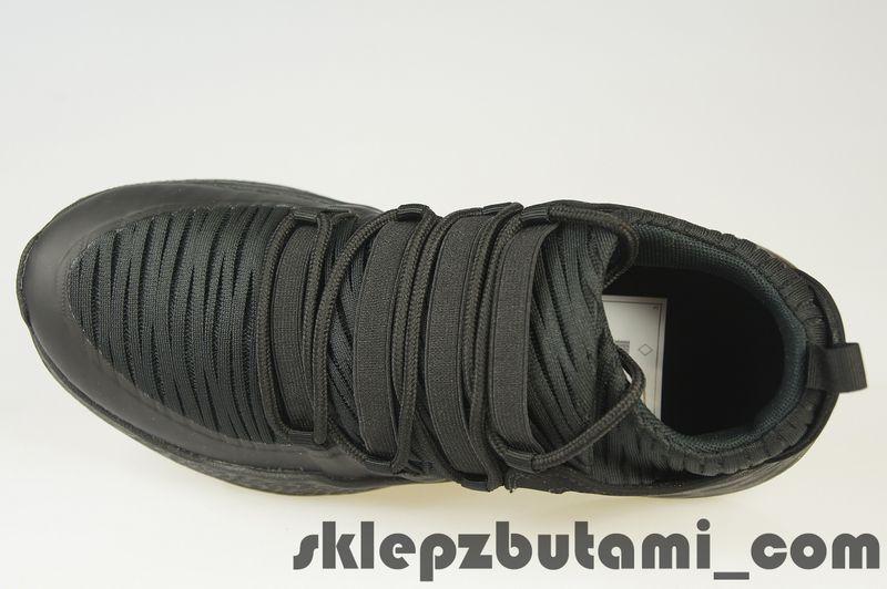 BUTY NIKE JORDAN FORMULA 23 LOW 011 (919724 011) 43 BlackWhiteBlack