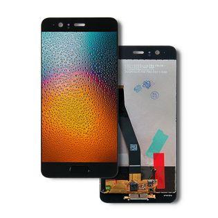 Qoltec Wyświetlacz dotykowy LCD do Huawei P10