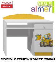 KOPARKA 51 - NB10 biurko dziecięce 100x50 w.74