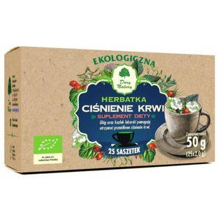 Herbata Ciśnienie Krwi Eko 25X2G Dary Natury