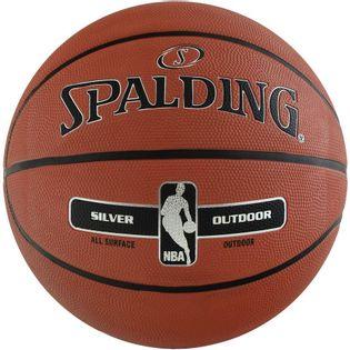 Piłka koszykowa Spalding NBA Silver Outdoor 2017 83569Z
