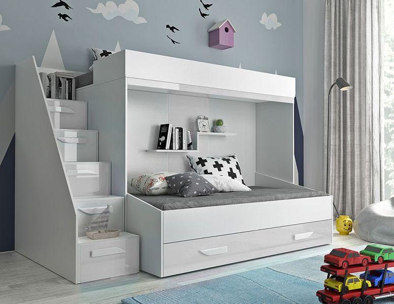 Łóżko piętrowe antresola LUX 16 zdjęcie 6