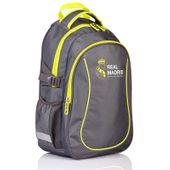 Dwukomorowy plecak dla chłopca Real Madrid Astra RM-99