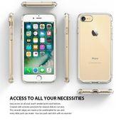 Etui Ringke Air Apple do iPhone 8/7 czarne zdjęcie 5