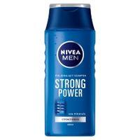 NIVEA Men Strong Power 400ml- szampon wzmacniający