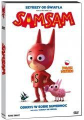 Samsam DVD Tanguy De Kermel