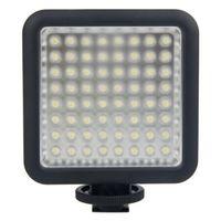 Lampa fotograficzna aparat lustrzanka oświetlenie foto 64 Led