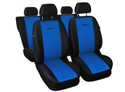 Pokrowce samochodowe na fotele SKODA FABIA 1 I 2 I