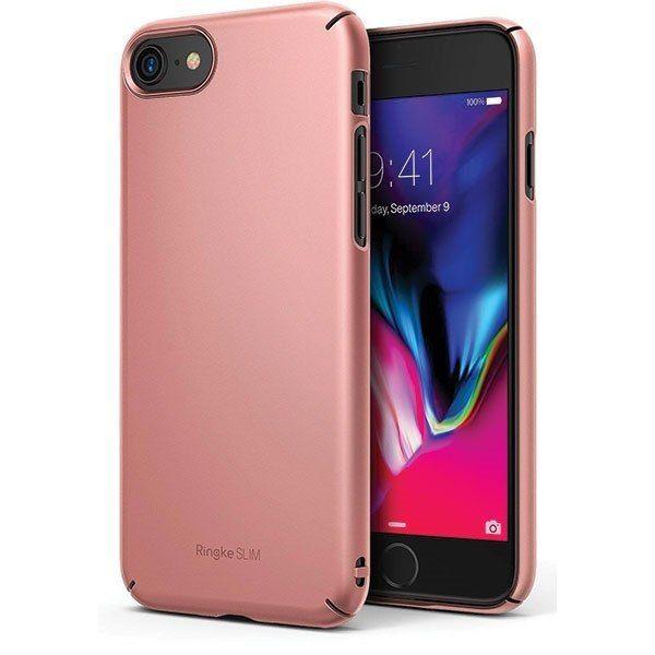 Ringke Slim iPhone 7/8 różowo-złoty /rose gold SLAP0007 zdjęcie 1