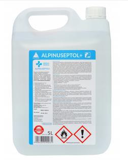 Alpinuseptol 5L płyn do dezynfekcji powierzchni