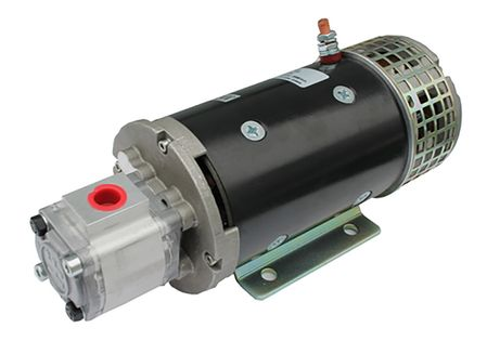 5004030LG Elektropompa 24V 4,0 kW - pompa 2,6 cm typu MD