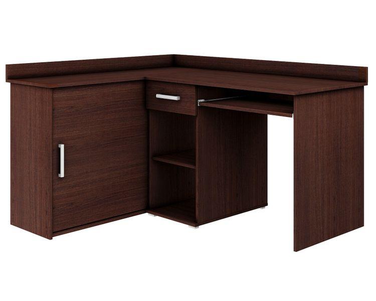 biurko narożne MICHAŁ I TRUFEL szkolne gabinetowe