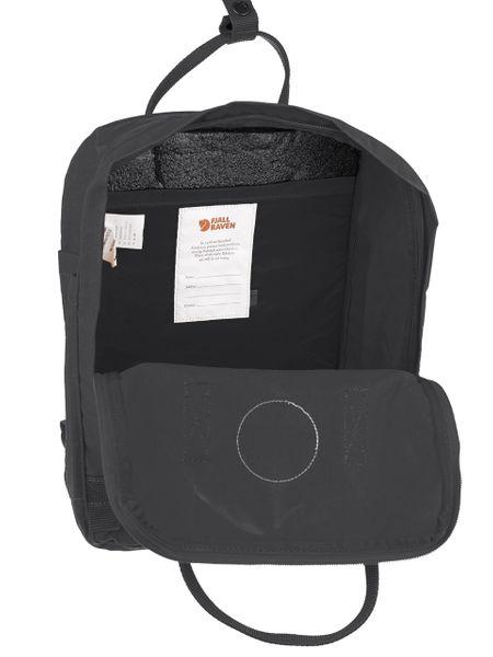 Plecak KANKEN FJALLRAVEN Black F23510-550 zdjęcie 5