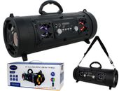 Głośnik MP3 Tuba Bluetooth CH-M17 Karaoke Radio LED SD G207