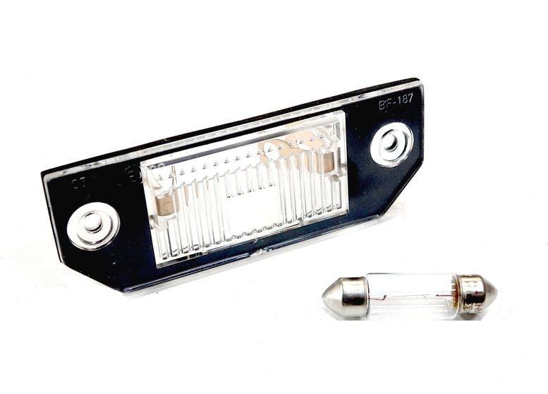 Lampka Tablicy Rejestracyjnej Ford Cmax Focus Ii 2