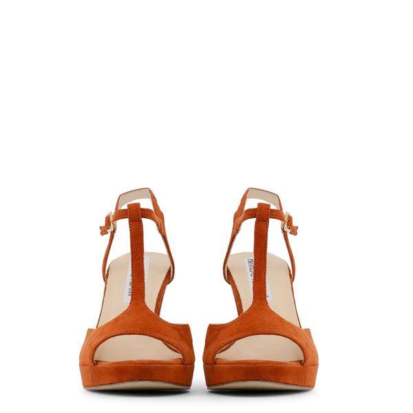 a4441e3518673 Arnaldo Toscani skórzane sandały damskie brązowy 39 • Arena.pl